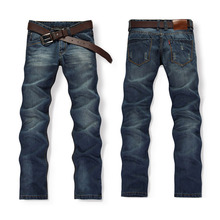 Männer Marke Jeans 2016 Retail & Großhandel Herren Hosen Freizeit & S Neu Stil Baumwolle Herren Jeans Große Größe