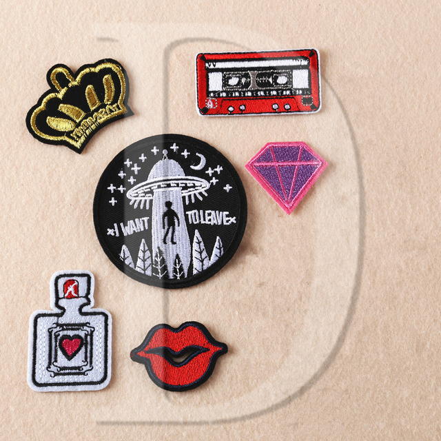 Awesome Iron on Patches For Clothing