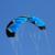 $ Number m ² Líneas Quad Cometa Acrobática Parafoil Parachute Deporte Kite Cometa De Energía con 55 CM de Tracción Barra de Línea de Vuelo