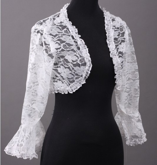 Gothic New Style Bridal Wedding Dress Prom Gown Lace