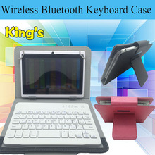Wireless Bluetooth Keyboard Case For Dell Venue 7/Venue 8 Pro,for Dell Venue 8 3830 / 3840 Freeshipping Free 4 gifts