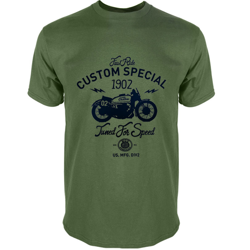 Online get cheap custom tshirt print for Printed custom t shirts