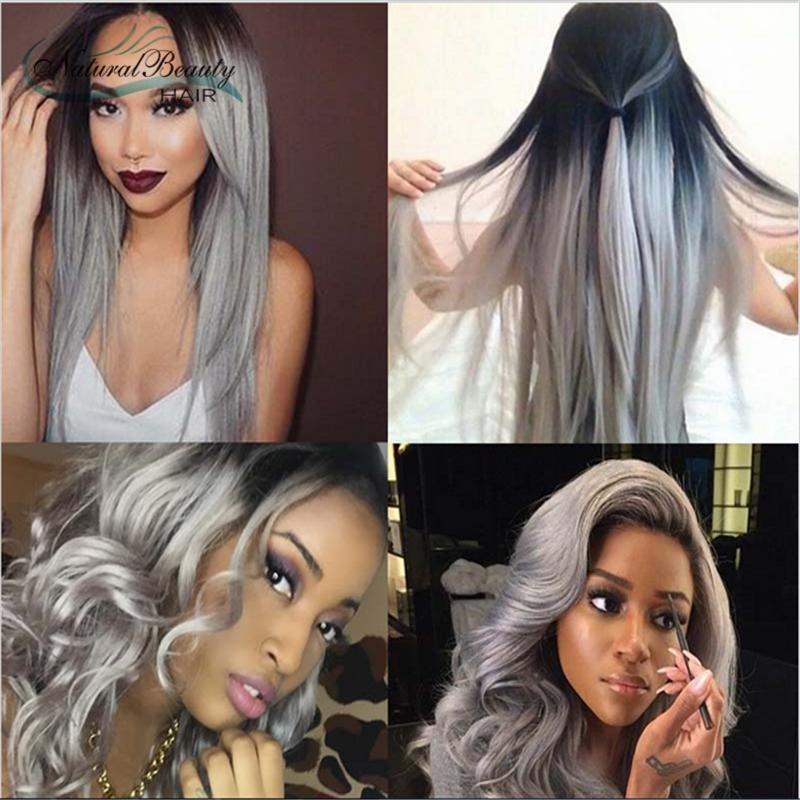 Black And Platinum Ombre Hair Find Your Perfect Hair Style
