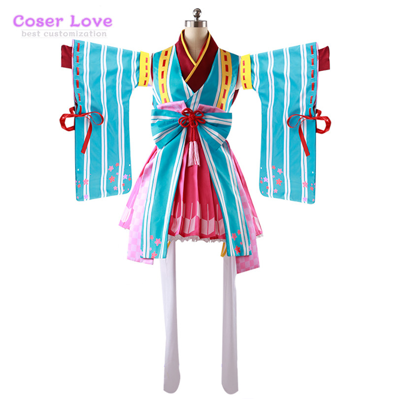 THE IDOLM@STER Yashino Yorita  Cosplay Carnaval Costume Halloween Christmas Costume