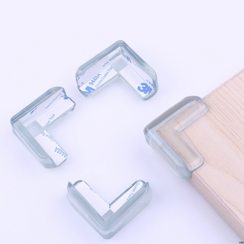 10Pcs Baby Safty Infant Collision Angle Protection Baby Edge Corner Guards #HC6U# Drop Shipping