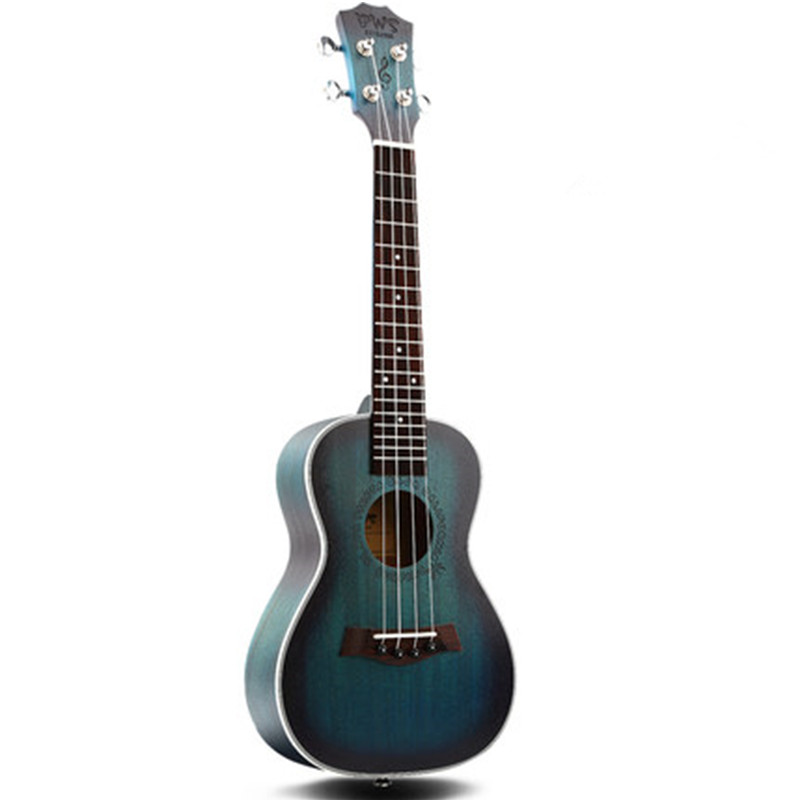 23 inch 4 Strings Concert Ukulele Musical Instruments 18 Frets Mahogany Mini Hawaiian Guitar Guitarra Uke high quality 38 acoustic guitar 38 18 high quality guitarra musical instruments with guitar strings