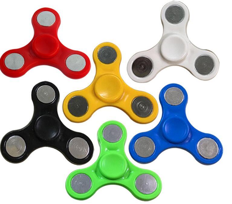 1pcs Fidget Tri-Spinner Toys Sensory Fidgets Autism ADHD Hand Spinner Anti Stress...