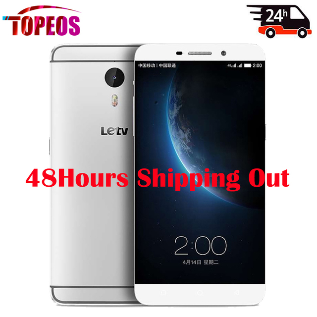 Original Letv LeEco Le 1 Pro Le One Pro X800 Cell Phone 5.5inch 4G RAM+64G ROM 2560*1440 Octa Core 2560*1440 13.0MP 2K Screen