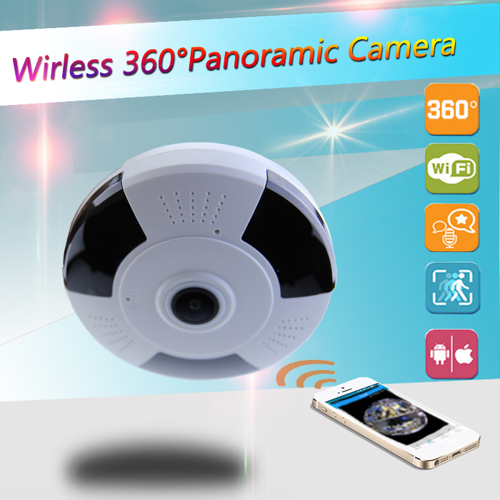 960P HD IP Camera Fisheye Panorama IR font b Night b font font b Vision b