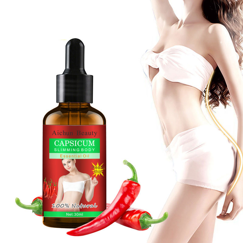 Slimming Massage Oil 30ml Fast Weight Loss Burning Slimming Body Creams For Anti Cellulite Skin Care Body Oil Products