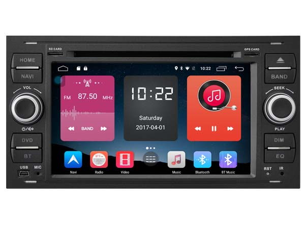 android 6 0 car dvd for ford fiesta 2005 2008 fusion car audio gps player stereo head unit. Black Bedroom Furniture Sets. Home Design Ideas