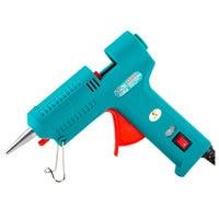 10pcs Hot melt hot melt glue gun manual small household hot melt hot melt water gun glue stick gluing rubber grab