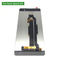 5.0 TFT LCD For SONY Xperia XA Display LCD F3111 F3112 F3115 F3116 Touch Screen Digitizer Assembly High quality With tapes