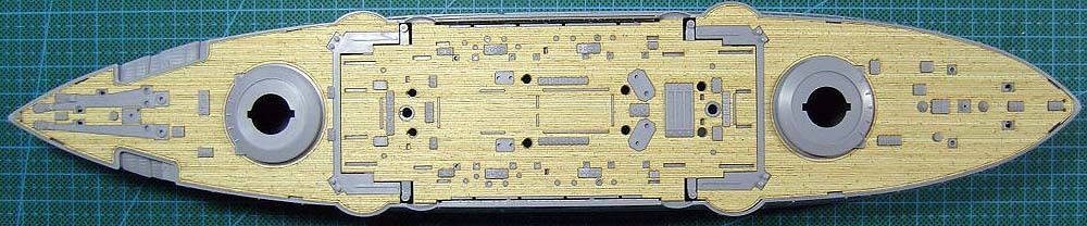 Kyohko Hasegawa ARTWOX 40021 three Japanese Li battleship wooden deck AW10019 with tamiya artwox 78030 battleship wooden deck japanese 2013 aw10096 edition