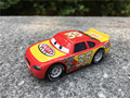 Original de la película del coche de pixar 1:55 diecast metal racer no. 35 shifty drogas juguete cars nueva loose