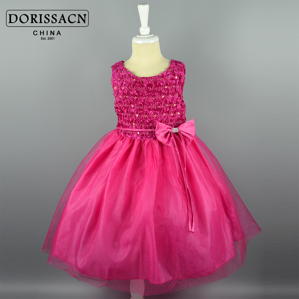 Flower Girl Dress Girls Party Special Occasion Dresses 75