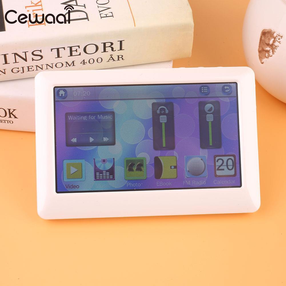 Lecteur de musique multimédia à écran LCD MP5 TV lecteur vidéo à écran tactile Portable haut de gamme