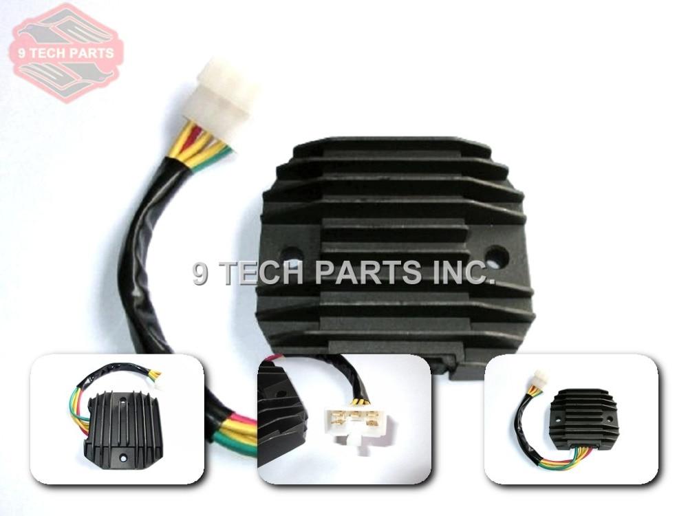 XV400 XV535I FJ600 XJ600 Diversion XV1000SE Voltage Regulator Motorcycle Rectifier 5 6 7 pins available optional select