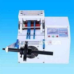 Wysokiej jakości automatyczna maszyna do cięcia mikrokomputera HS 100 maszyna do cięcia rur 110 V/220 V 400W 0.1 9999.9mm 10 800 razy/godzinę w Zestawy elektronarzędzi od Narzędzia na
