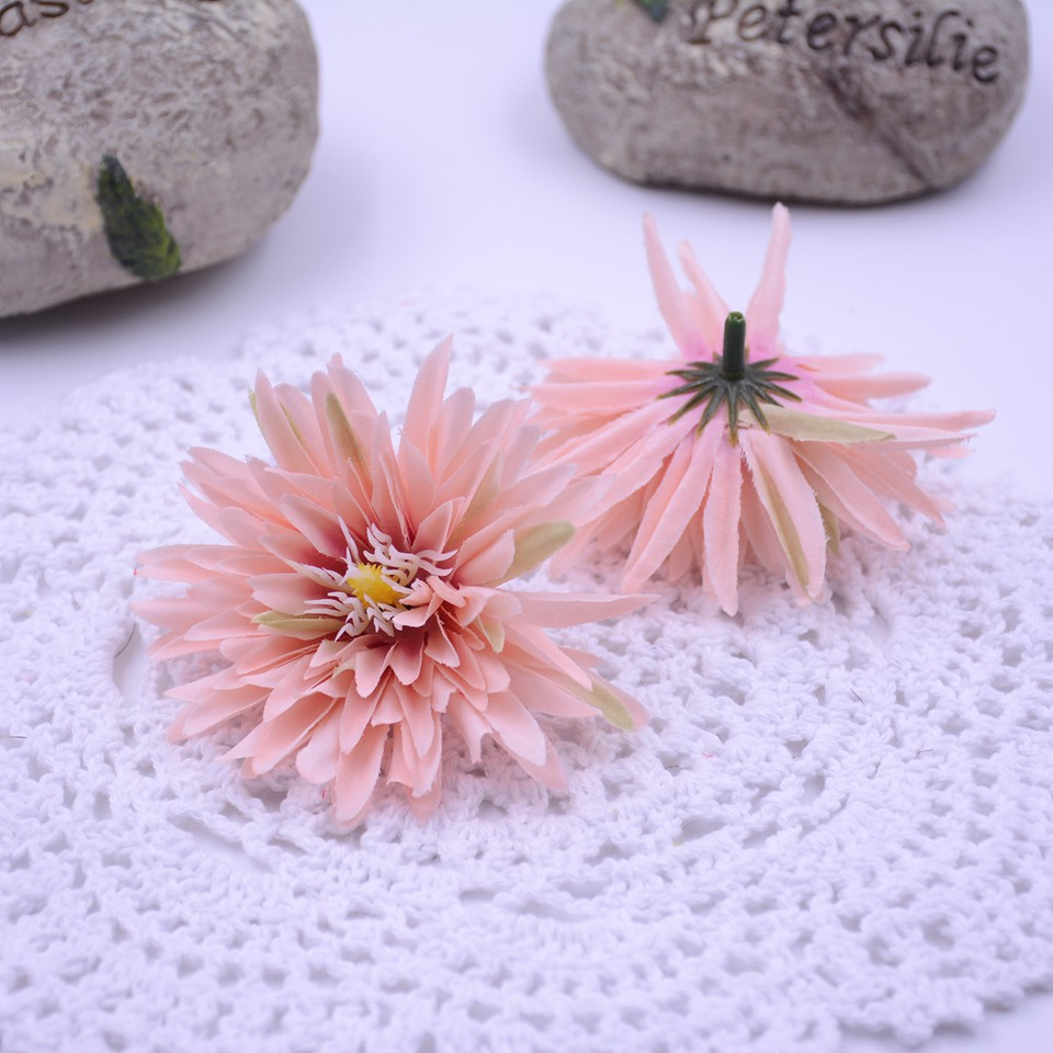 10pcs lot silk gerbera artificial flower for wedding Artificial flower decoration for home