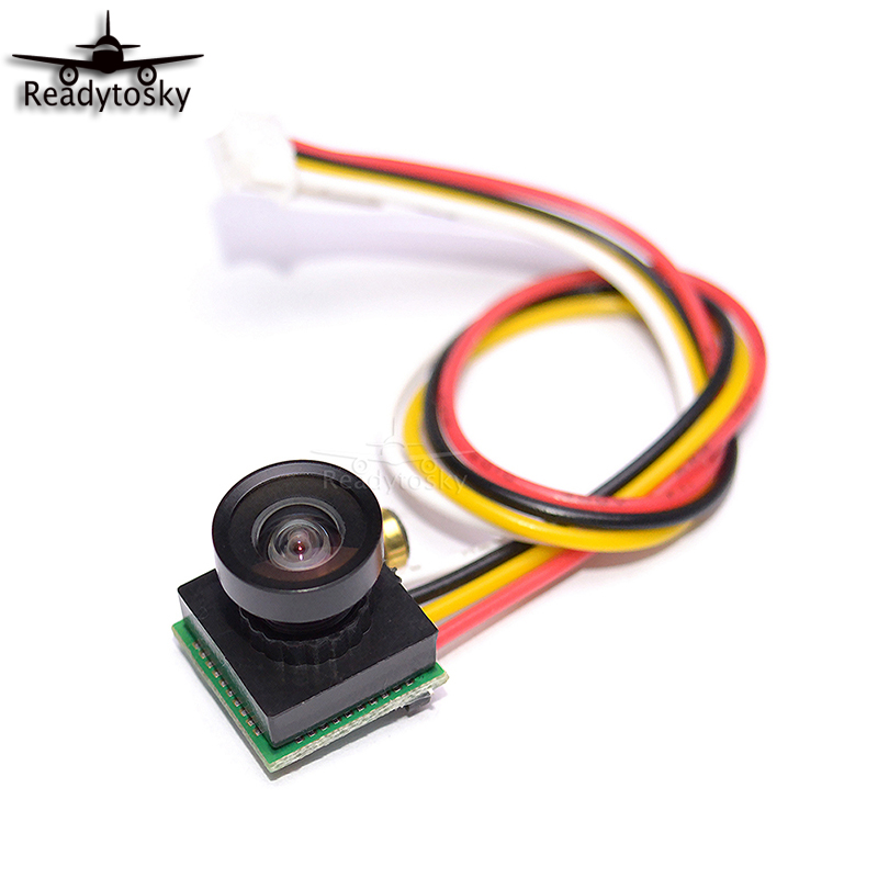 600TVL 170 degree / 1200TVL 150 Degree super small color video mini FPV camera with audio for Mini 200 250 300 Quadcopter