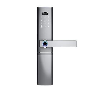 Image 5 - 指紋ドアロック、防水電子ドアロックインテリジェント生体認証ドアロックスマート指紋ロック