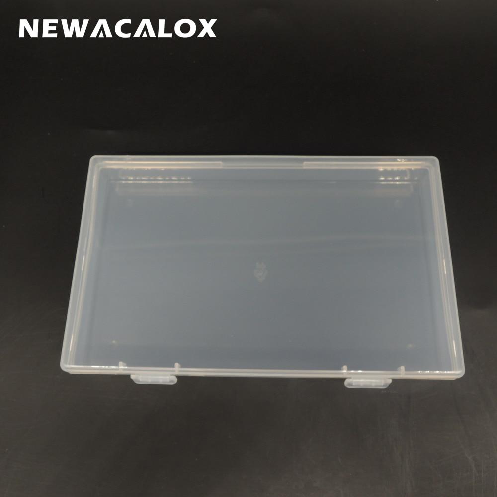 Werkzeug Organisatoren Mini Smd Smt Elektronische Box Ic Elektronische Komponenten Lagerung Fällen 75x63x21mm # Sep.07
