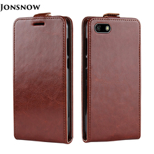 JONSNOW Flip Case for Huawei Honor 7A DUA-L22 5.45 inch Vertical Leather Phone Back Protective Cover Pro