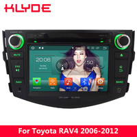 KLYDE 4G Octa Core Android 8 4GB RAM 32GB ROM Car DVD Multimedia Player Radio For Toyota RAV4 2006 2007 2008 2009 2010 2011 2012
