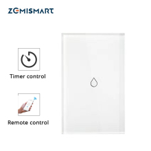 Boiler Timer Switches Water-Heater-Switch Touch-Panel Alexa App-Control Smart-Wifi Outdoor