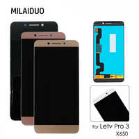 Display A CRISTALLI LIQUIDI Per LeTV LeEco Le 3 Le Pro 3X650X651 LCD X656 X658 X659 LCD 5.5 ''Touch Screen Digitizer Assembly di Ricambio