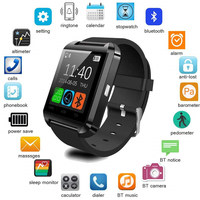 Bluetooth Smart Watch U8 Smartwatch for Android Smartphones Support Multifunction as DZ09 Not for Android iOS Phones Smartphones