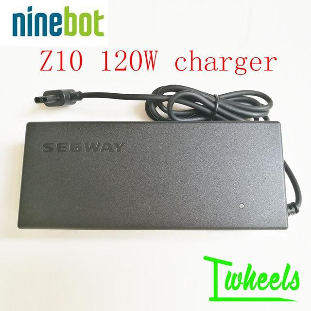 Original Ninebot Z10 58,8 V 120 W Ninebot One Z10 Ninebot Mini Plus cargador rápido equilibrio vehículo cargador repuestos