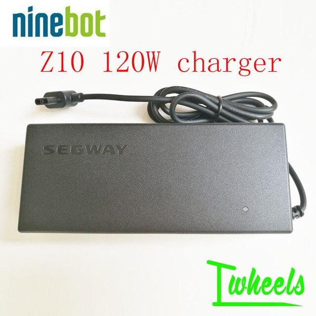 Original Ninebot Z10 58.8 V 120 W Ninebot One Z10 Ninebot Mini Plus fast charger balancing รถ charger อะไหล่-ใน อุปกรณ์เสริมจักรยานไฟฟ้า จาก กีฬาและนันทนาการ บน
