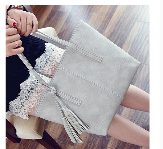 Women's Vintage Brief Handbag