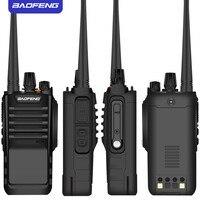 cb רדיו Baofeng מכשיר הקשר BF 9700 Waterproof שני הדרך רדיו UHF 400-520MHz כף יד Ham Hf משדר BF 9700 CB רדיו תחנת (5)