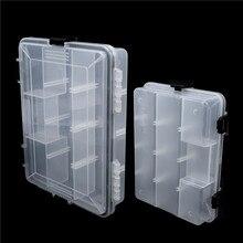 Maximumcatch Марка 22.5*16.5*5 cm/28*18*5 см Пластиковые 5-11 Отсеков водонепроницаемый Рыбалка Box Рыболовные Снасти Box