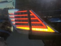 Free Shipping For China VLAND Car Led Taillight For 2008 2014 Toyota Alphard Rear Lamp With