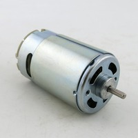3 175mm Standard Shaft 550 Motor 12V Micro DC Motor DIY Model Motor