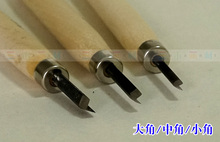 wood carving tool good quality and export to canada usa and uae 3pcs kit at good price(China)