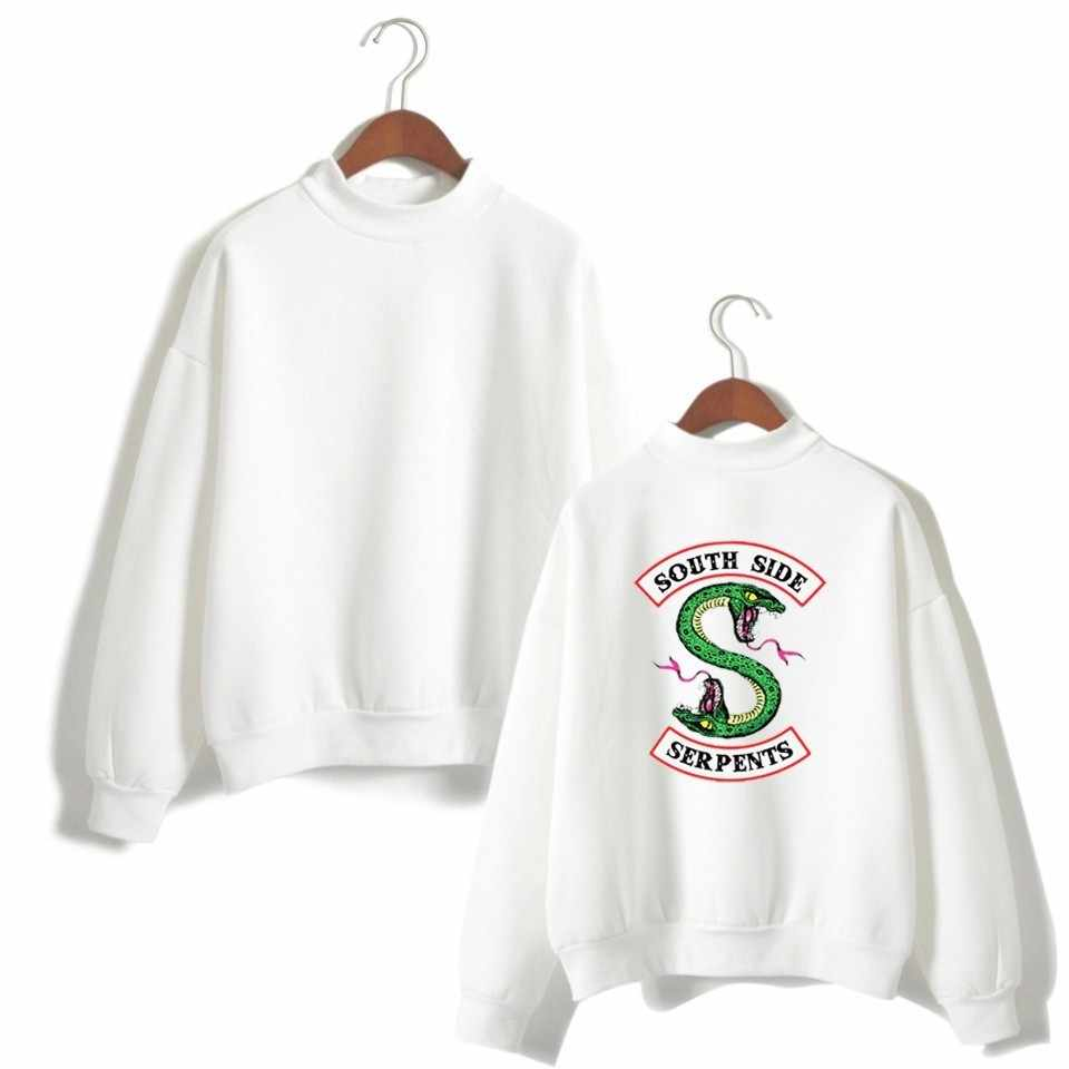 Riverdale South Side Snake Sweatshirt South Side Printed Women's Sportswear Women