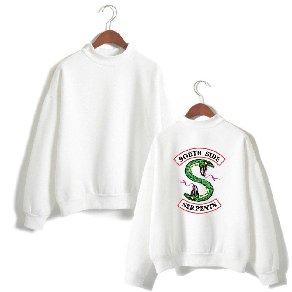 Riverdale South Side Snake Sweatshirt South Side Printed Women's Sportswear Women