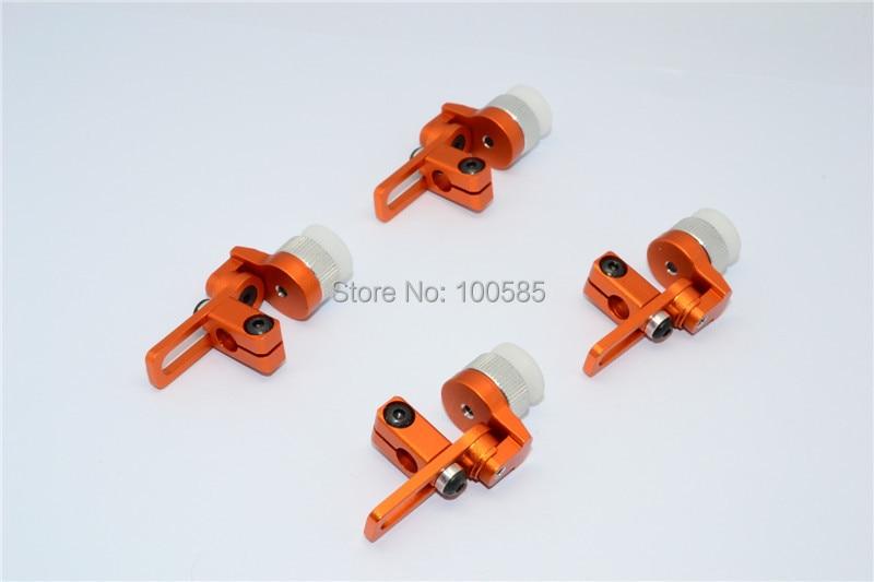 1 Set HSP 4PCS 02010 Body Post Parts 1:10 RC Car Plastic MF