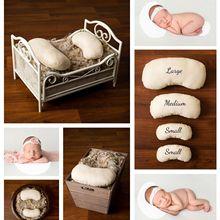 Лидер продаж! Новорожденный Фотография позирует бобы/подушки/реквизит-4 Пакет Набор