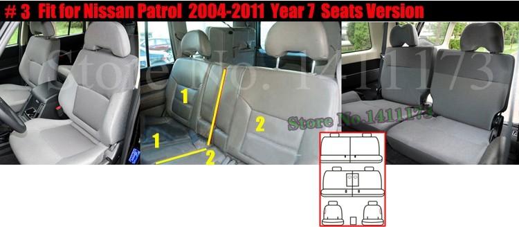 JK-BDA052 car seats (2)