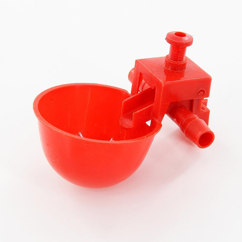 10 шт./компл. автоматический курятник корма для птиц питьевой воды чашки курица Сова чашка-поилка кормушки птиц разведение оборудования