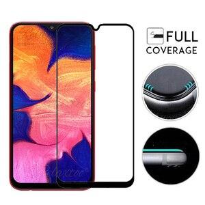 Image 5 - Protector de cristal templado para pantalla de móvil, película protectora para Samsung A10, Galaxy A10 S, A01, Glas a 10, A105F, 9h