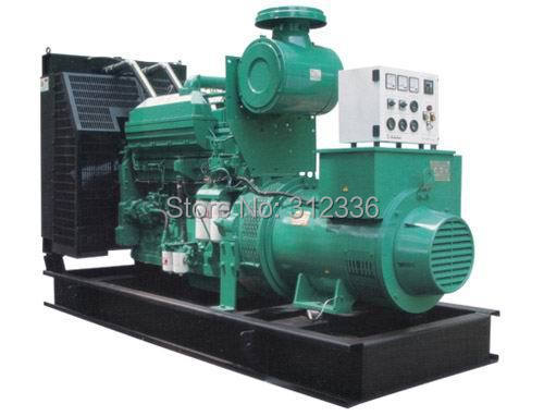 Sea shipping factory directly sale Open Type Diesel Generator 200kVA 160kW