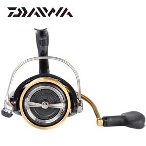 Image 3 - DAIWA EXCELER LT Spinning Angelrollen 2000S XH/2000D XH/2500D XH/3000 CXH/4000D CXH/5000D CXH/6000D H Getriebe verhältnis 5.7:1/6.2:1