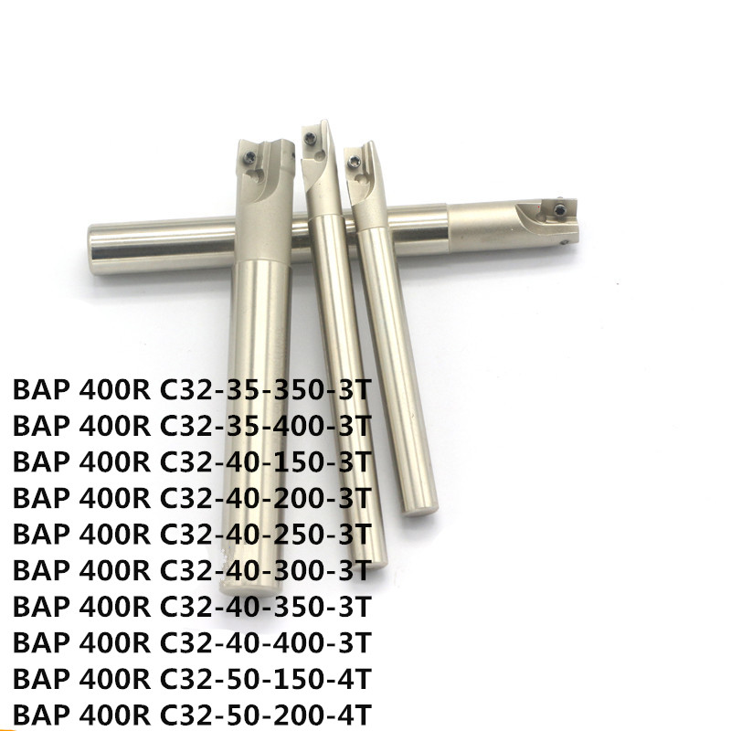 BAP 400R C32-40-150/C32-50-150/C32-40-200/C32-40-250/C32-40-300/C32-35-350/-2T Milling Cutter Tool Holder APMT1604 PDER insert best price mgehr1212 2 slot cutter external grooving tool holder turning tool no insert hot sale brand new